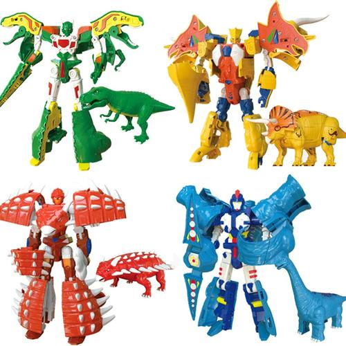 心奇爆龙战车2机甲战龙二正版恐龙暴变形机器人星期金刚新奇玩具