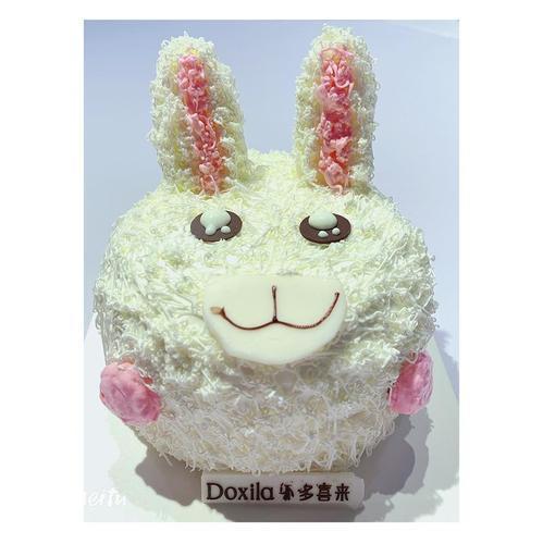 【咪咪兔卡通小蛋糕】(祁阳)