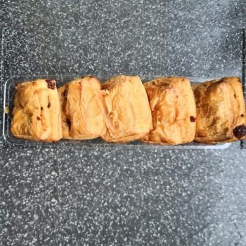 【新品】义利轻食小面包系列 蔓越莓松塔102g