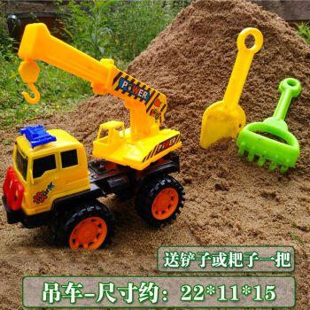 小孩儿童玩具大号惯性工程车儿童挖掘机推土机压路铲车大卡车玩具男孩