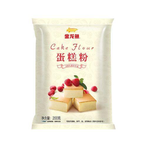 金龙鱼蛋糕粉200克/袋