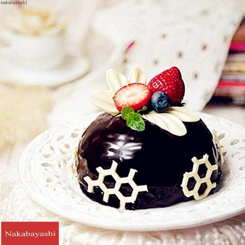时尚款6连半圆慕斯甜品模具diy法式蛋糕烘焙模布丁模