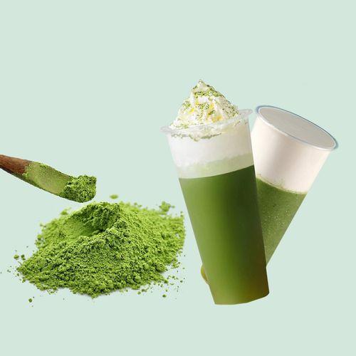 冲饮抹茶粉500g商用抹茶拿铁星冰乐甜点冰淇淋奶茶店