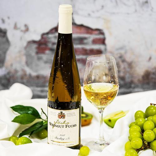(since 1626)德国400年酒庄 福克斯琼瑶浆甜白葡萄酒 全国包邮