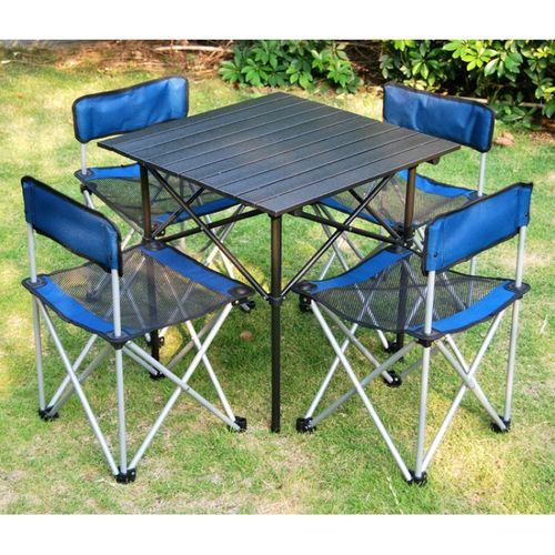 户外折叠桌椅装备便携夜市车载野外野餐摆摊折叠桌子