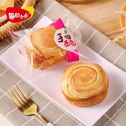每日小点手撕面包早餐蛋糕点零食w02p