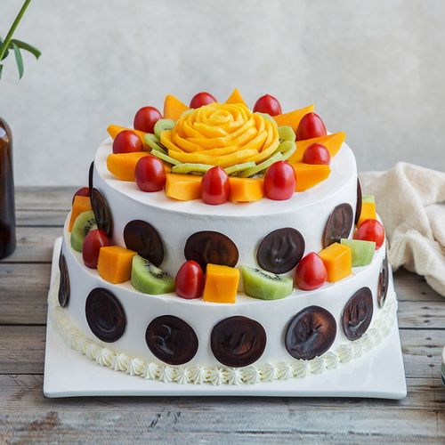 盛夏光年蛋糕-6磅(内江)