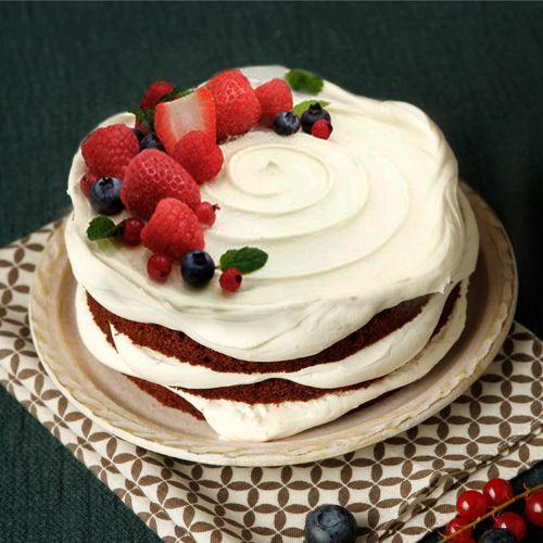 派悦坊 红丝绒圆舞曲 生日蛋糕 聚会下午茶分享