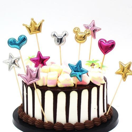 蛋糕装饰可爱小王子摆件儿童生日蛋糕上的装饰品插件