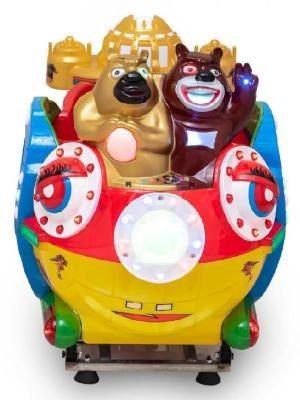 摇摆机摇摇机哄娃汽车小火车婴儿童萌兔摇摇车儿童