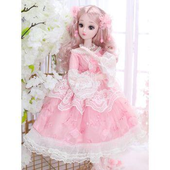 芭比娃娃超大号套装丽萨冰雪奇缘爱莎公主玩偶艾莎玩具女孩国产