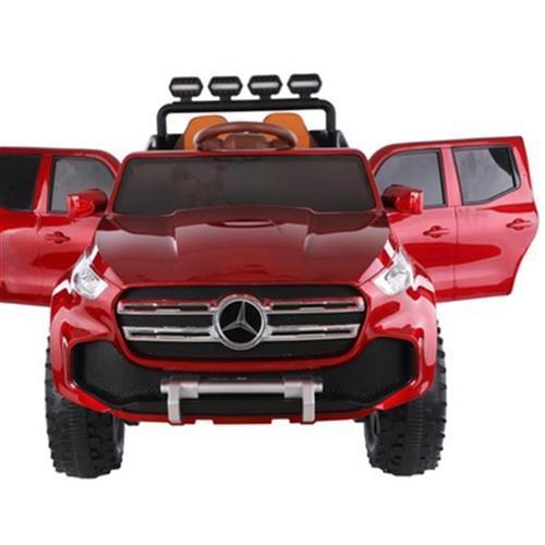 i儿童电动车四轮遥控汽车可坐人z婴儿玩具车四驱皮卡