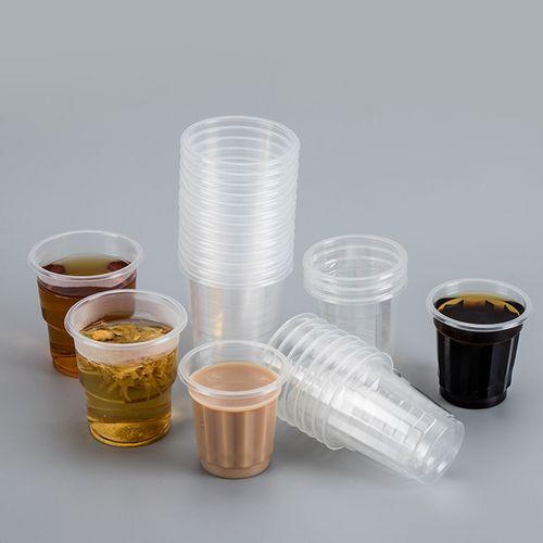 一次性杯子包装饮水杯家用加厚航空杯商用茶水杯