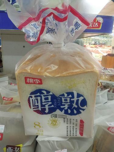 桃李面包片