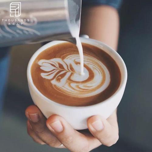 【南国三千】现磨咖啡 拿铁 冰/热