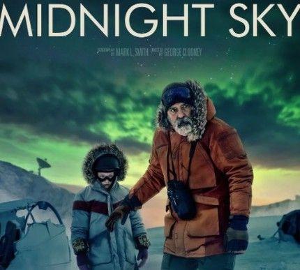 午夜天空 the midnight sky (2020)电影票