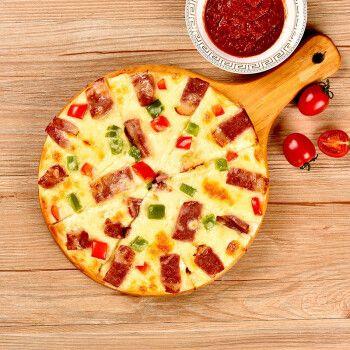 美焕食品培根披萨7寸150g9寸350g烘焙食品披萨半成品速食烘焙原料 150