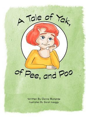 【预订】a tale of yak, of pee, and poo