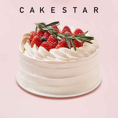 法式草莓季系列蛋糕2号