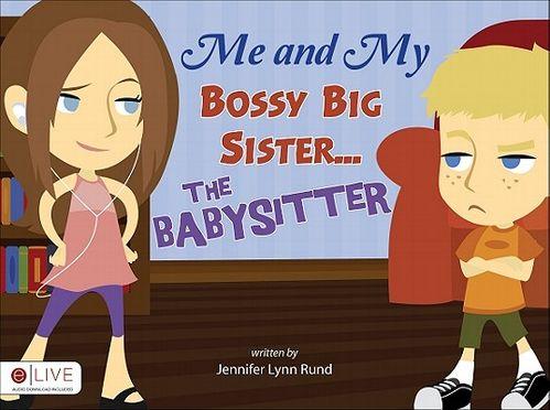 【预订】me and my bossy big sister. the