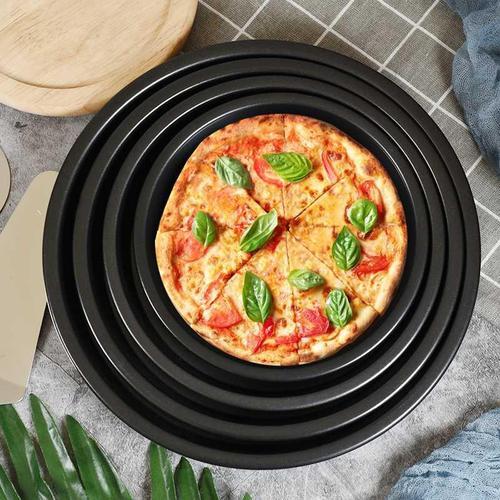 烘焙模具 7寸8寸9寸不粘披萨盘 披萨烤盘 pizza比萨盘