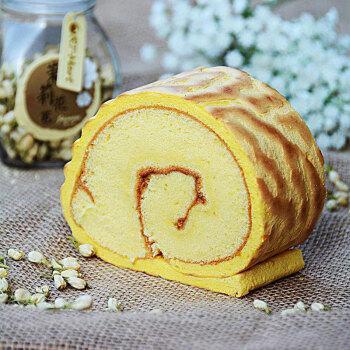 稻香村实体店散点糕点点心美味早餐系列 虎皮蛋糕卷6块