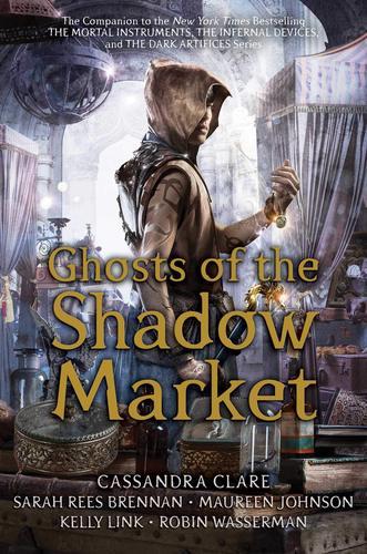 英文原版 暗影市场的鬼魂 短篇故事集 圣杯神器系列 致命契约 骸骨之