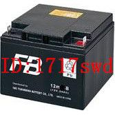 全新fb古河12m38b 12v38ah直流屏电柜 电力系统 ups电源用蓄电池