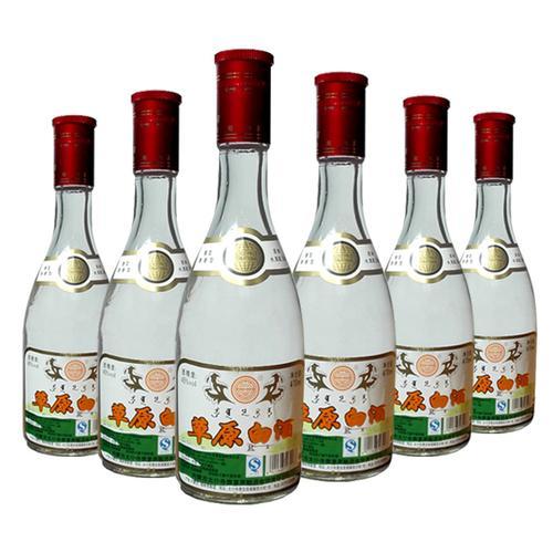 草原白酒太仆寺旗45°度470ml6瓶内蒙纯酿造玉米高粱