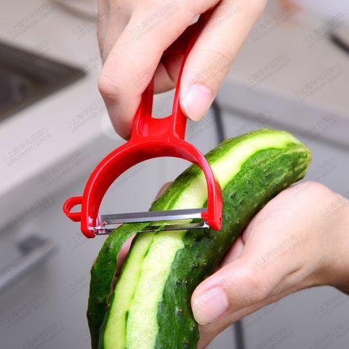 日本不锈钢削皮刀水果刀削皮器厨房刨刀刮刀水果去皮