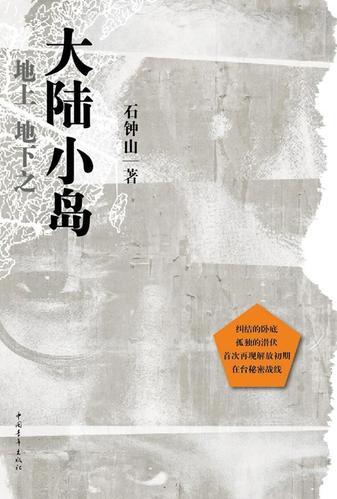 地上地下之大陆小岛 石钟山 中国青年出版社 9787500699484 小说 书籍