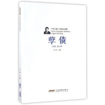 叶辛长篇小说精品典藏:孽债