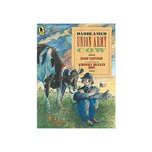 【预订】dadblamed union army cow 9780763687700