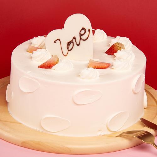 love-女神蛋糕