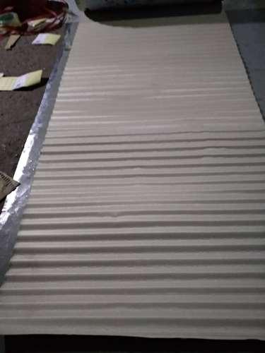 波浪不锈钢无声雨棚板隔音板静音雨蓬遮阳防雨屋顶防盗网雨蓬