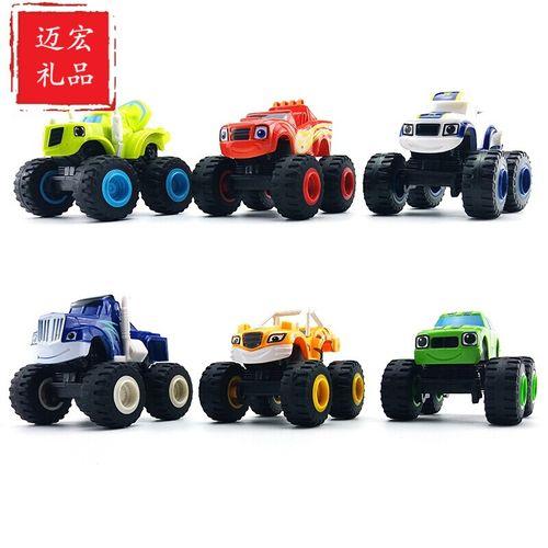 飙速战车旋风战车队玩具 飙速怪兽卡车旋风战车队玩具