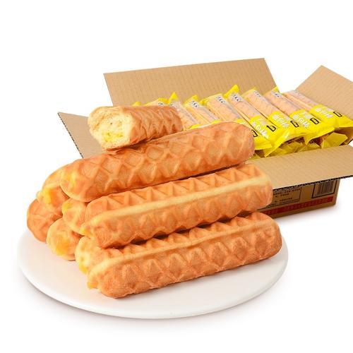 手撕面包棒奶香小面包蛋糕零食充饥夜宵整箱早餐营养