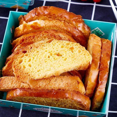 烤面包干法式奶香片乳香片早餐早点零食香酥芝士 法式