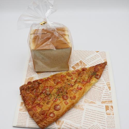 丹麦披萨1个+牛奶吐司1袋社区团购(祁东)