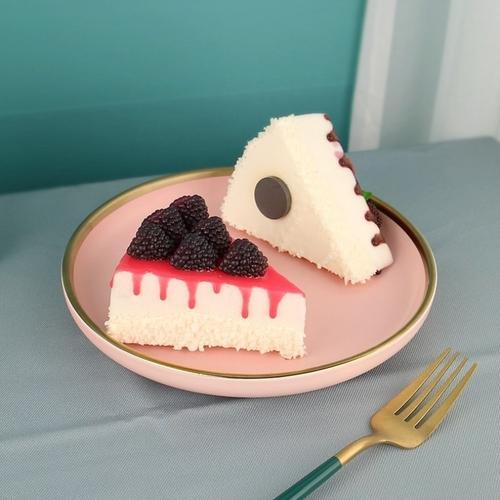 摆放蛋糕面包模型2020新款水果活动用的好看店铺模具