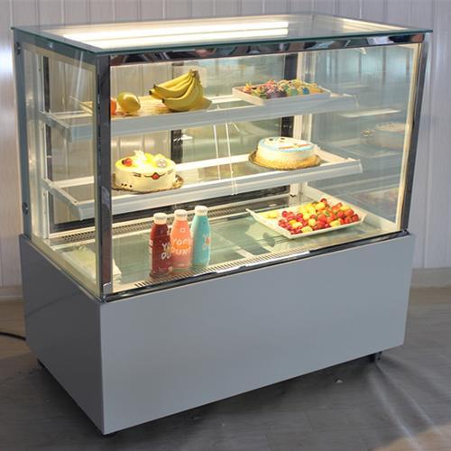 小型冷藏冷柜柜柜水果直角慕斯蛋糕展示西点保鲜冰柜