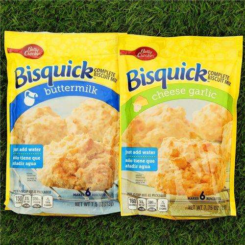 贝蒂妙厨饼干粉奶酪蒜味预拌粉家用烘焙材料bisquick biscuit mix