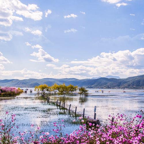 【先旅游 后付款】云南 丽江 泸沽湖精品小团纯玩2日游无角环湖