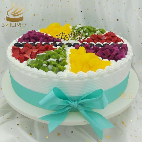 仿真蛋糕模型生日蛋糕2021新款蛋糕模型水果款蛋糕