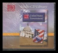 【预售】united states government audio cd library