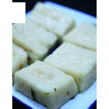 苏州黄天源糕团【咸猪油糕】苏州特产美食糕点 姑苏