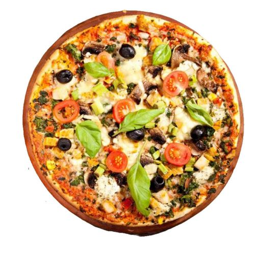 披萨加热即食披萨成品冷冻披萨半成品披萨 【7寸2片】