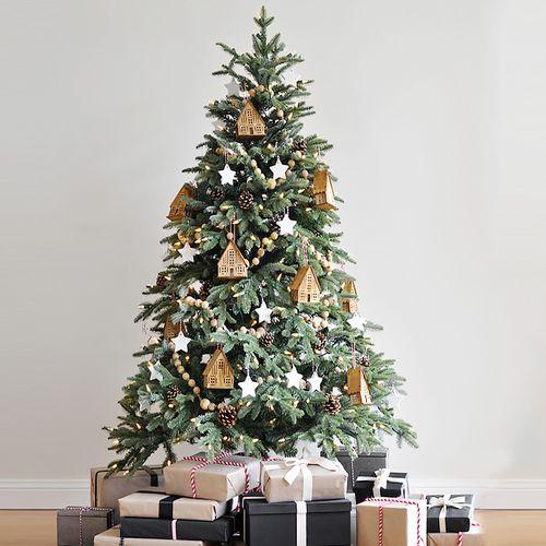1米大型许愿圣诞树 家用圣诞装饰品