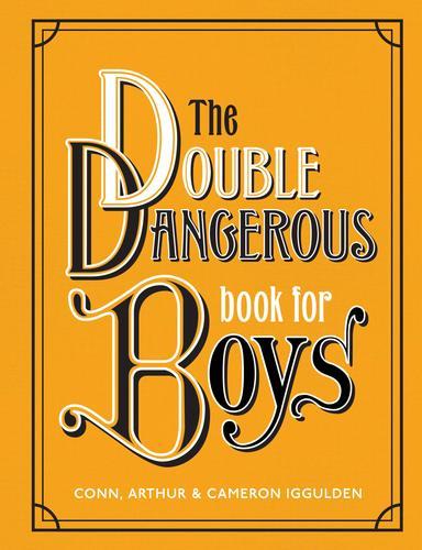 double dangerous book for boys 双重危险的书 英文
