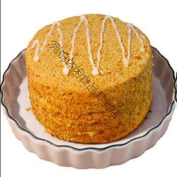 美味双山提拉米苏蛋糕奶油糕点 6寸450 克西式糕点 可可+榴莲(2个)900